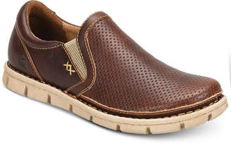 Børn Men's Sawyer Perforated Double Gore Slip-On Loafers