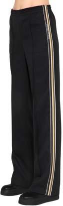 Prada Side Band Jersey Track Pants