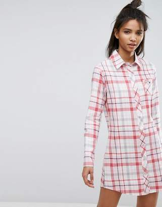 Esprit Check Night Shirt