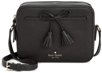 Kate Spade Hayes Street Arla Pebble Leather Crossbody