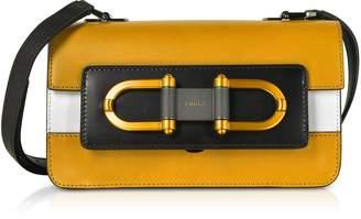 Furla Ginestra Leather Bellaria Mini Crossbody Bag