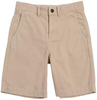 Stella McCartney Cotton Gabardine Chino Shorts