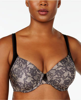 8cde2b6a78112 at Macy s · Playtex Love My Curves Modern Curvy Plus Size Supportive  T-Shirt Bra US4848