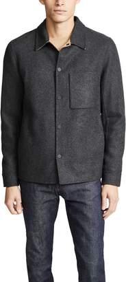 Theory Rye Overshirt Jacket