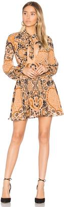 For Love & Lemons Elodi Mini Dress $228 thestylecure.com
