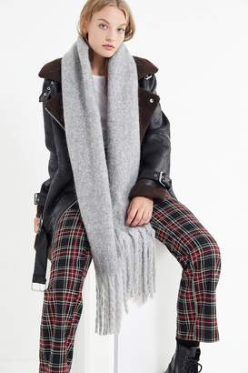 Urban Outfitters Nubby Oblong Scarf