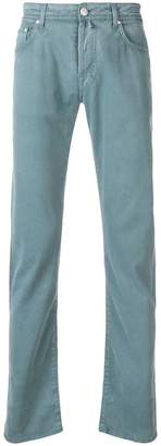 Jacob Cohen stretch five pocket jeans