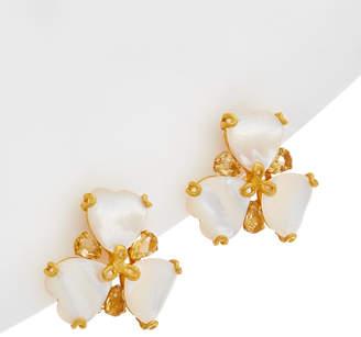 Bounkit 14K Plated Earrings