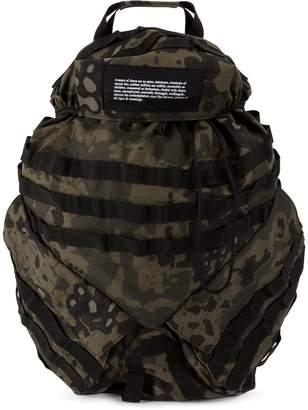 Julius camouflage backpack