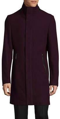 1670 Specked Wool-Blend Jacket