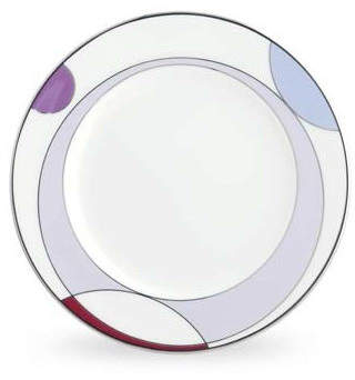 Noritake Set of 2 Cosmic Purple 16.5cm Plate