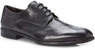 Bruno Magli Black Dress Oxfords