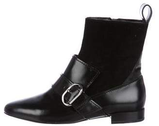 3.1 Phillip Lim Leather Ankle Boots
