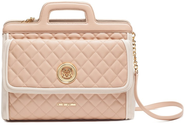 Love Moschino LOVE Moschino Quilted Handbag