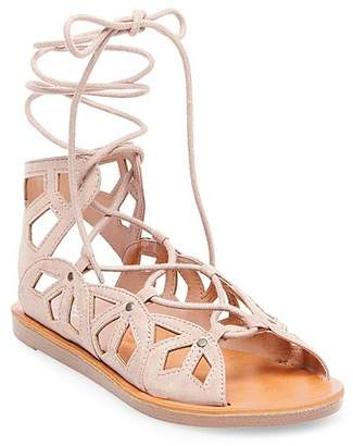 Mossimo Supply Co. Women's Nadine Gladiator Sandals Mossimo Supply Co. $24.99 thestylecure.com
