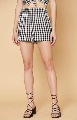 KENDALL + KYLIE Kendall & Kylie Pull-On Printed Shorts