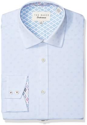 16db05070300 at Amazon Canada · Ted Baker Men s Racking Slim Fit Dress Shirt