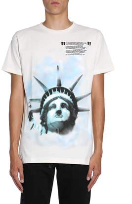Off-White Slim Fit T-shirt
