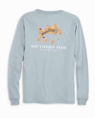 Aim Southern Tide Pull Shoot Repeat Long Sleeve T-Shirt