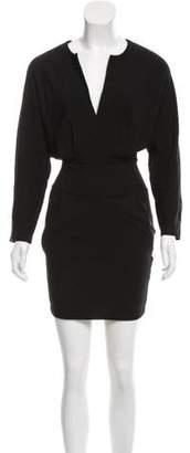 Stella McCartney Long Sleeve Mini Dress