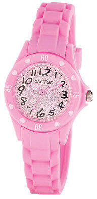 NEW Cactus Watches Glitter Pink