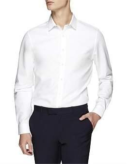 Ben Sherman Ls Honeycomb Camden Fit Shirt