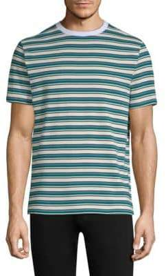 Theory Surfer Striped Tee