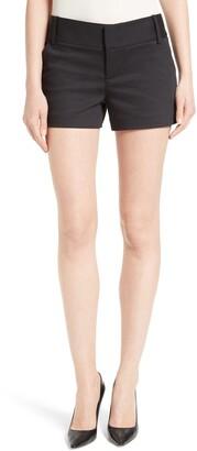 Alice + Olivia Cady Cotton Blend Shorts