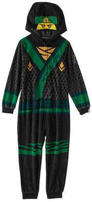 Lego Boys Fall 18 Sleepwear Long Sleeve One Piece Pajama-Big Kid Boys
