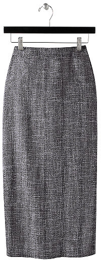 Signature Effortless Tweed Collection: Pencil Skirt