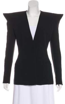 Maison Margiela Structured Knit Blazer