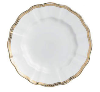 Carlton Royal Crown Derby Gold Dinner Plate