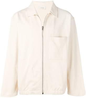 Lemaire zipped up bomber jacket