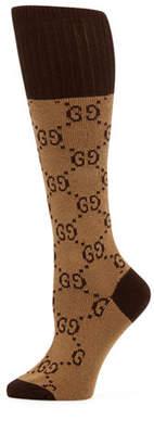 Gucci GG Supreme Long Socks