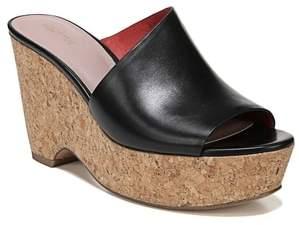 Diane von Furstenberg Bonnie Wedge Slide Sandal