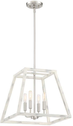 Designers Fountain Rhode 4 Light Pendant