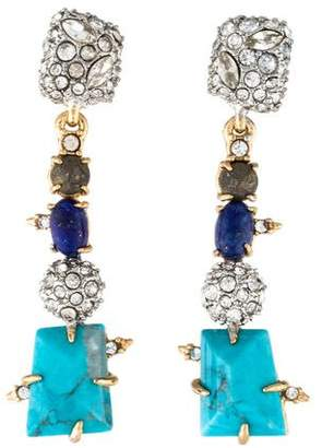 Alexis Bittar Multistone Drop Earrings