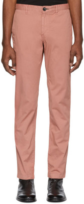 Paul Smith Pink Chino Mid Fit Trousers