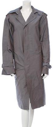 Jean Paul Gaultier Lightweight Trench Coat $195 thestylecure.com