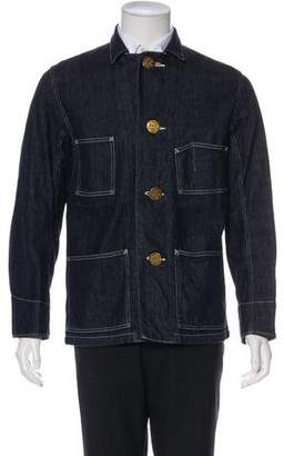 Kapital Denim Field Jacket