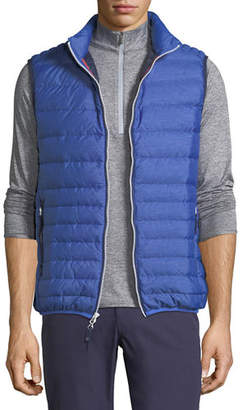 Peter Millar Quilted Down Vest