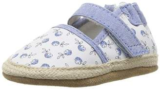 Robeez Kids' Sunshine Espadrille-K Crib Shoe