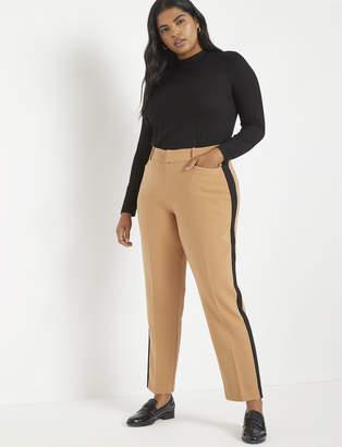 Slim Trouser With Side Stripe