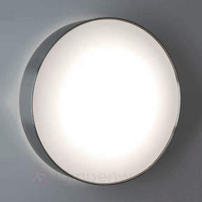 Edelstahl Deckenleuchte SUN 4 LED