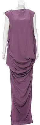 Rick Owens Sleeveless Nouveau Dress w/ Tags