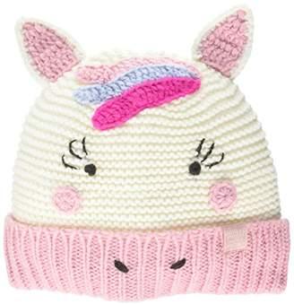 ac9747cc0b3 Joules Girl s Chum Hat White (Unicorn)