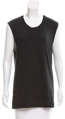 BLK DNM Sleeveless Jersey Top w/ Tags