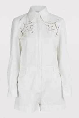 Stella McCartney Stella Mc Cartney Denim jumpsuit
