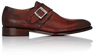 Barneys New York Men's Monk-Strap Shoes