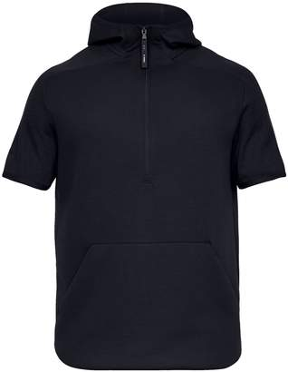 Under Armour Unstoppable Move Light Half-Zip Short-Sleeve Hoodie